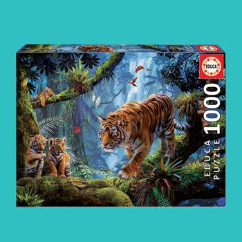 Puzzles 1000 pieces