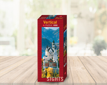 Vertikal puzzles